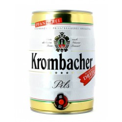 Krombacher Blonde 5L (sans tireuse)